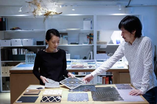 室內設計師出身的陳思潔和林詠淳,深刻了解創作過程的需求,以及對材料資源的渴望。