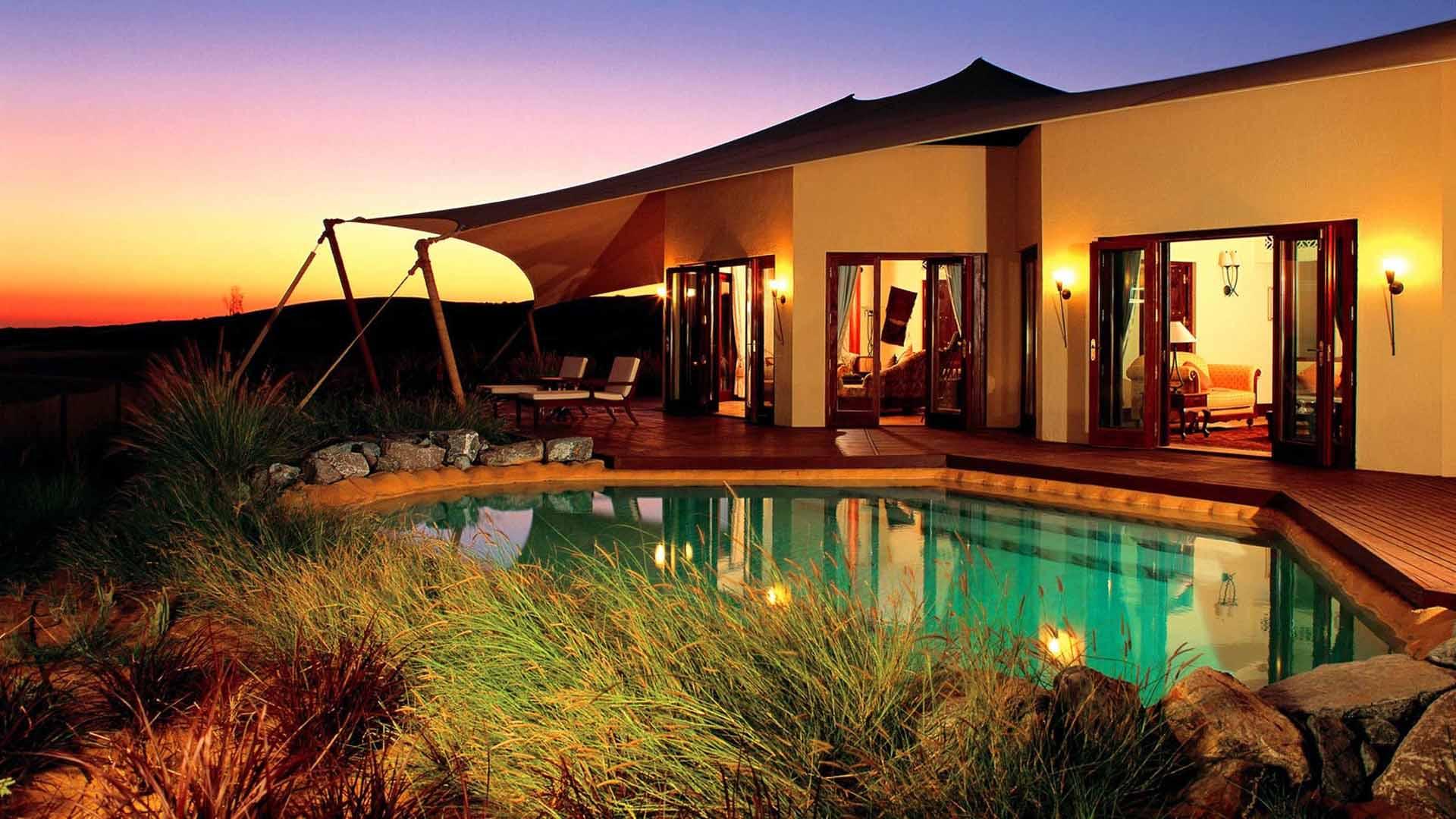 圖片來源/Al Maha Desert Resort & Spa (http://www.al-maha.com/en/gallery)